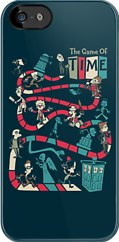 The Game of Time by nikholmes