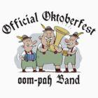 Oktoberfest Oom Pah Band by HolidayT-Shirts