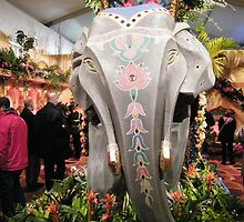 Macy's Flower Show 2013, New York City by lenspiro