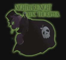 Mac the Ripper by DEIoftheDEAD