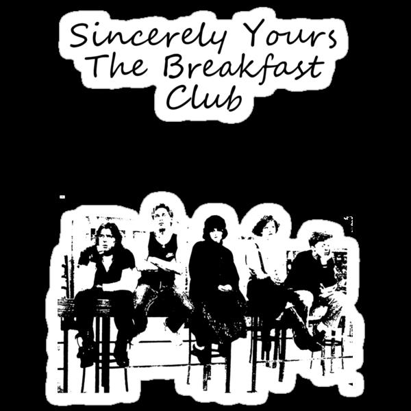 Breakfast club low words by damdirtyapeuk