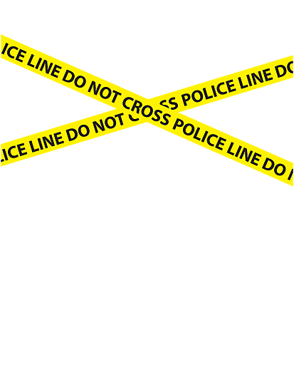 POLICE LINE DO NOT CROSS by jazzydevil