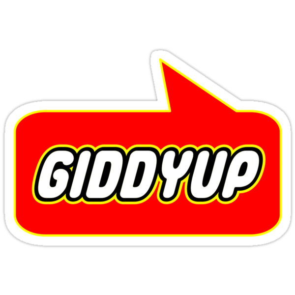 Giddyup by Bubble-Tees.com by Bubble-Tees