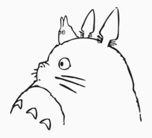 【500+ views】Totoro II by Shaojie Wang