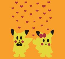 I Chose You! - Pikachu's by zipperchan