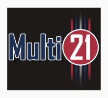 Multi 21 - Sticker by LooseWheelNut