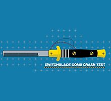 Switchblade Comb Crast Test by NicoWriter