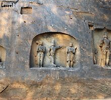 Carved Mountain ~India by signaturelaurel