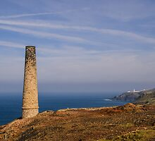 Levant to Pendeen View by Chris Thaxter
