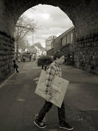 Spon End 2011 by Alan Organ
