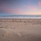 Ragged Beach Sunrise by fotosic