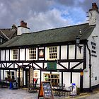 Queen's Head at Hawkshead by Tom Gomez