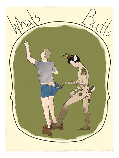 What's Butts? by nauticuss