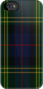 01297 Columbus Closed Fashion Tartan Fabric Print Iphone Case by Detnecs2013