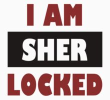 I AM SHER LOCKED  by mark ashkenazi