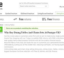 Online dining table and chairs store by joseph002