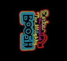 Enter The World of The Mighty Boosh by Merwynlee