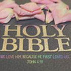 He First Loved Us by aprilann