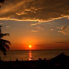 phuket sunset by fazza