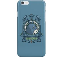 Forest Spirit Nouveau iPhone Case/Skin