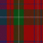 01304 Duke of Boston Fashion Tartan Fabric Print Iphone Case by Detnecs2013