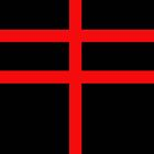 V for Vendetta Norsefire flag by Sam Mobbs