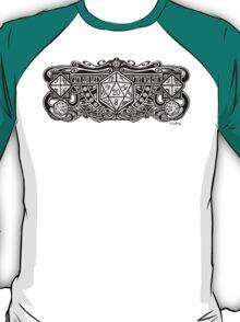 Dice Deco D20 T-Shirt