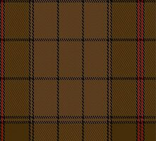 01337 Ulster Peat Tartan Fabric Print Iphone Case by Detnecs2013