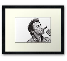 Robert Framed Print