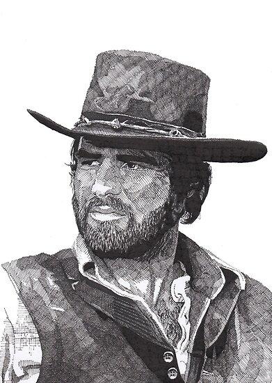 Burt by RikReimert