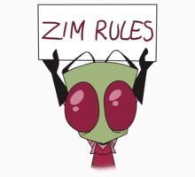 Zim Rules by Unlimitedhue