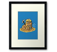 Mr. Resettrio Framed Print