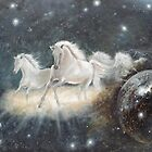 """Creation of the Horses of Heaven"" by Teresa Kelly"