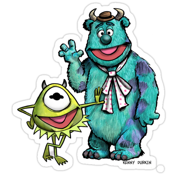 Muppets Inc. by Kenny Durkin