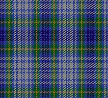 01356 Calgary (Deerskin Trading Post) Fashion Tartan Fabric Print Iphone Case by Detnecs2013