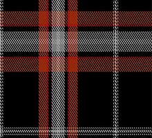 01358 Calgary HOG Tartan Fabric Print Iphone Case by Detnecs2013