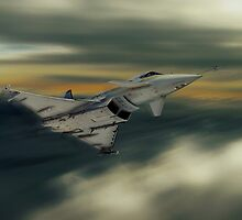 Euro Fighter Typhoon by Bob Martin