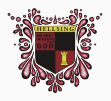 Hellsing Coat of arms by trossi