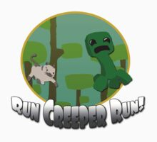Run Creeper Run! by TinyMcSmall