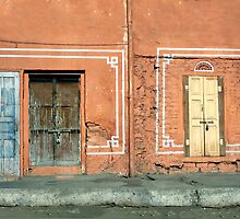 Life is a series of pathways and doorways by areyarey