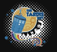 Tardis Guy Tee by thetardisguy