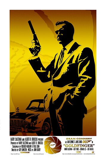 Goldfinger by Michael Donnellan