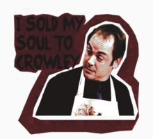 I sold my soul to Crowley. by misstimelord