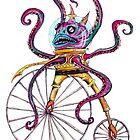 Octoman by ZoJones