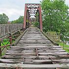 Harmar Railroad Bridge by Jack Ryan