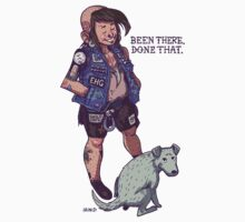 Punx 'n' Pups: Been There. Done That.  by iaind