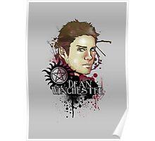 Dean - comic Poster