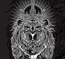Lion Of Judah by Revolution Aotearoa