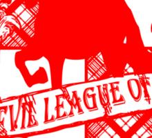 Evil League of Evil Sticker
