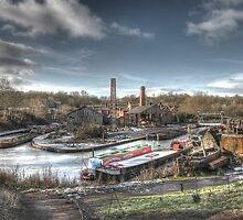 Frozen in the Black Country by CharlotteMorse